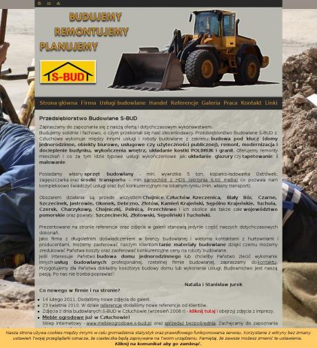 S Bud Firma Budowlana Hydroizolacja Murów I Tarasów Wirtualny Gdańsk
